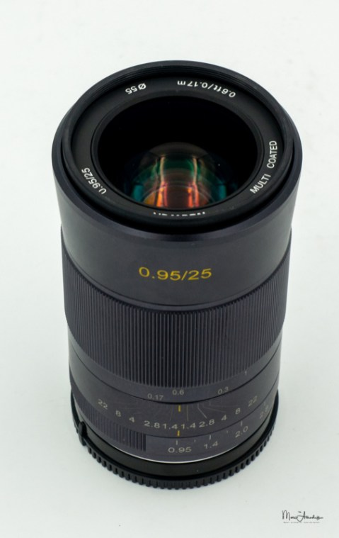 Meike 25mm F0.95-2