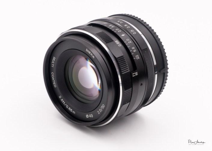 Meike 50mm F2-7