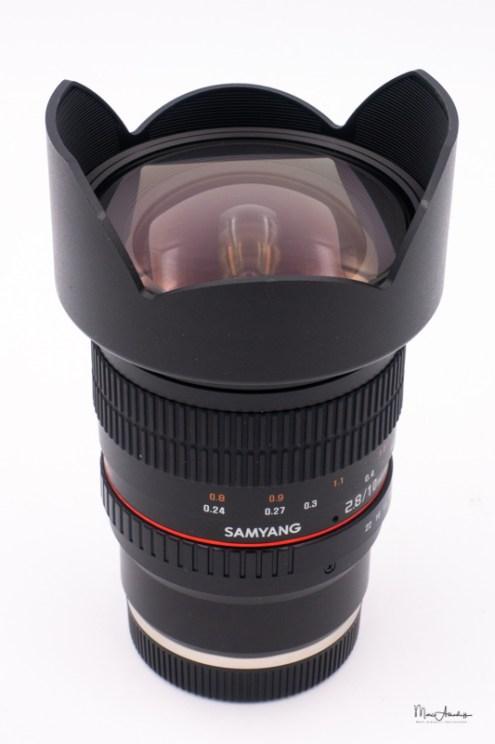 Samyang 10mm F2.8 ED AS NCS CS-4