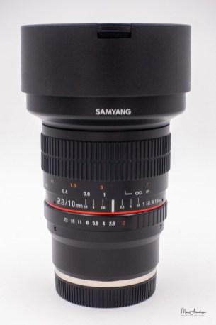 Samyang 10mm F2.8 ED AS NCS CS-9