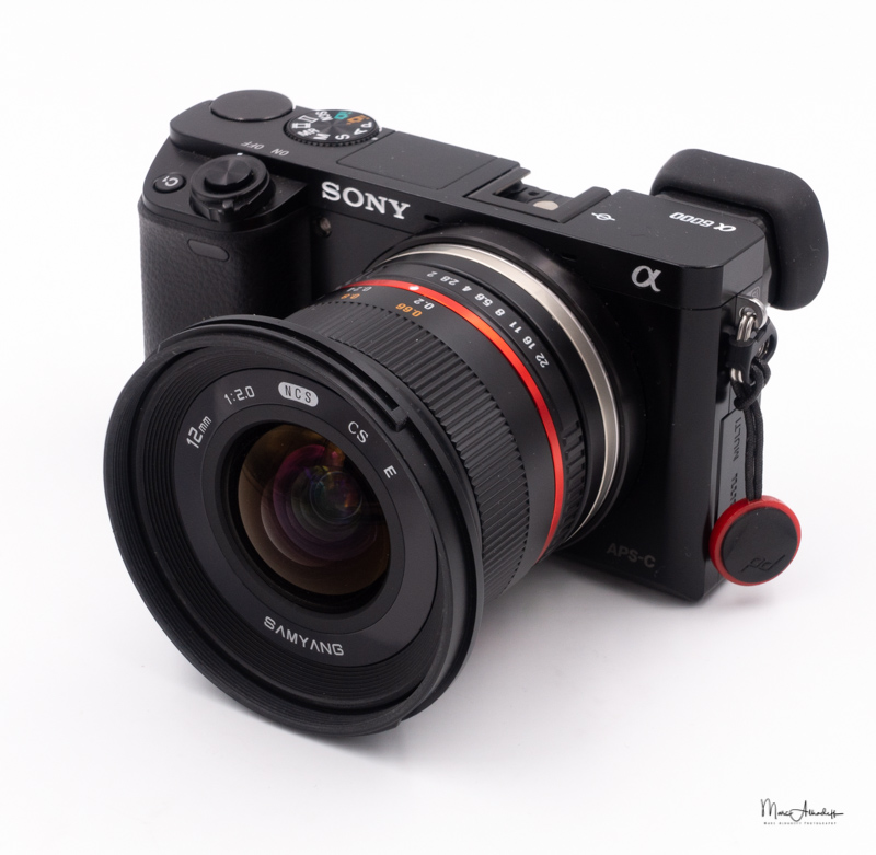 Samyang 12mm F2 NCS CS for Sony E mount test/review on Sony