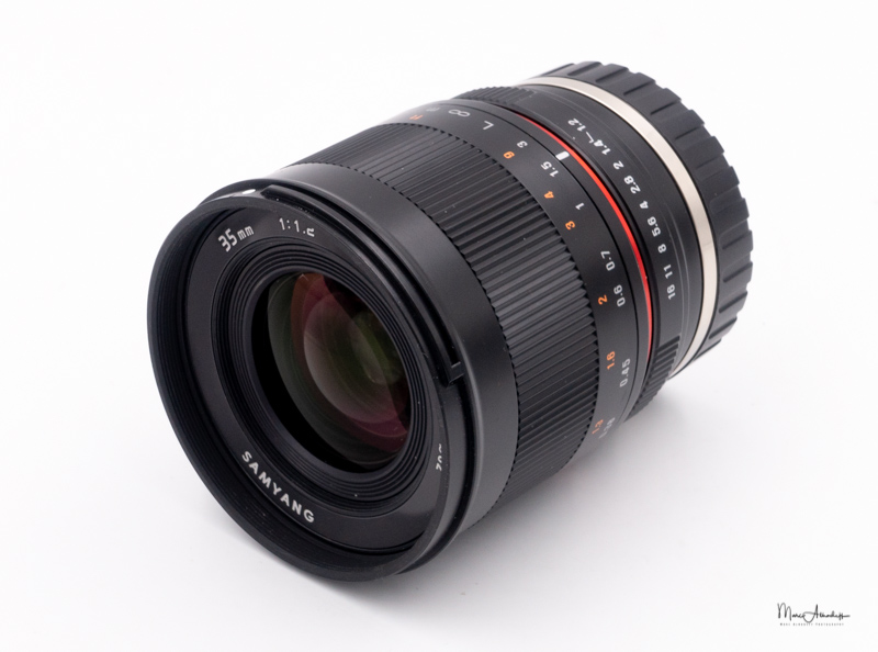 Samyang 35mm F1.2 ED UMC CS-4