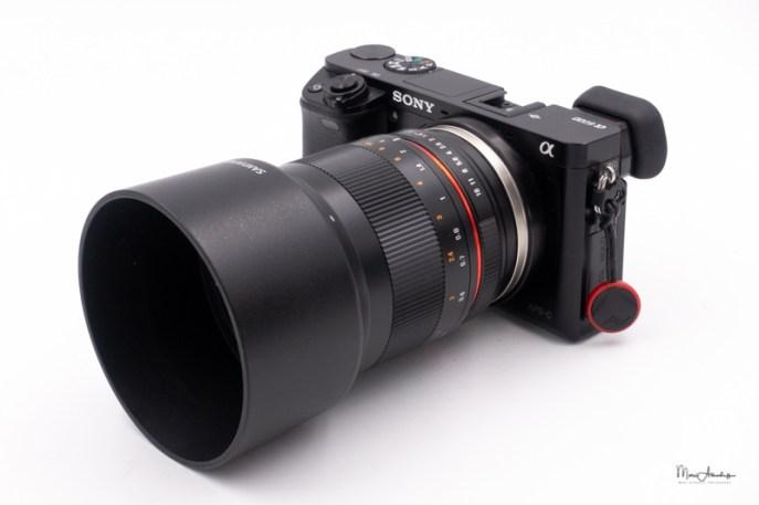 Samyang 50mm F1.2 ED UMC CS-106