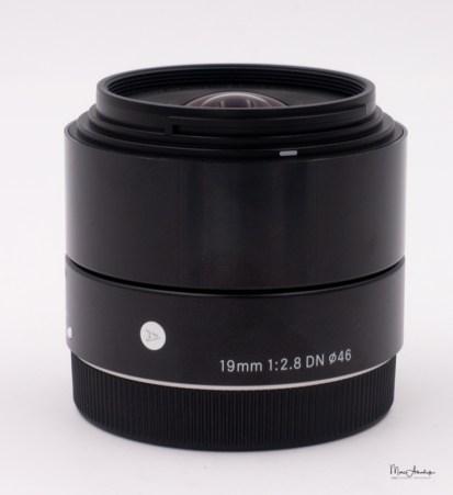Sigma 19mm F2.8 DN-003