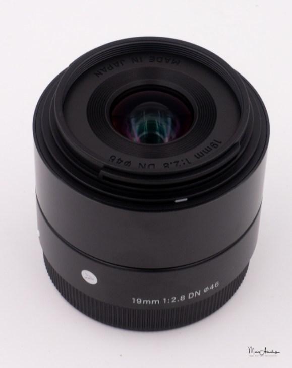 Sigma 19mm F2.8 DN-004