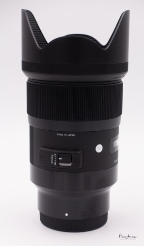 sigma 35mm F1.4 DG Art-1