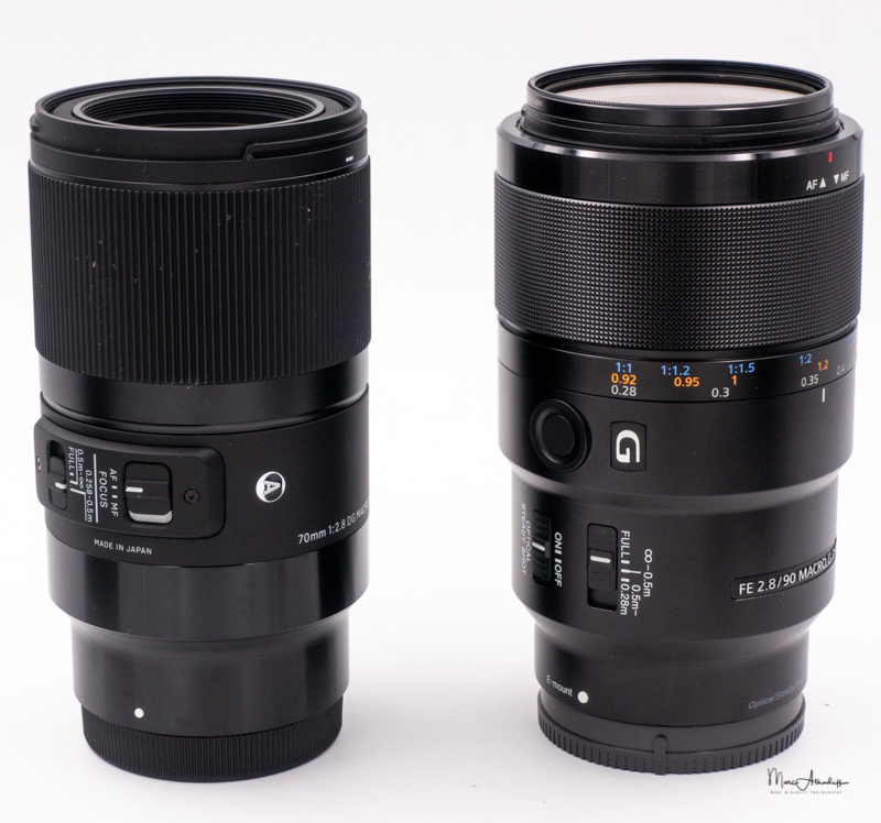 Sigma 70mm F2.8 Macro-9