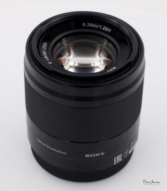 Sony E 50mm F1.8 OSS-1