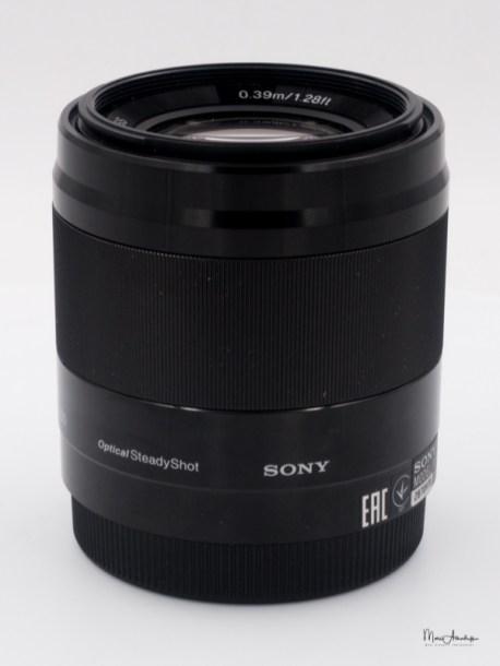 Sony E 50mm F1.8 OSS-2
