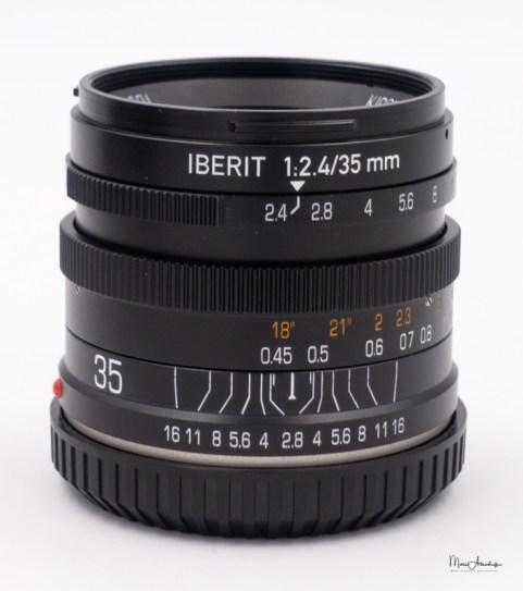 Kipon Iberit 35mm F2.4-5