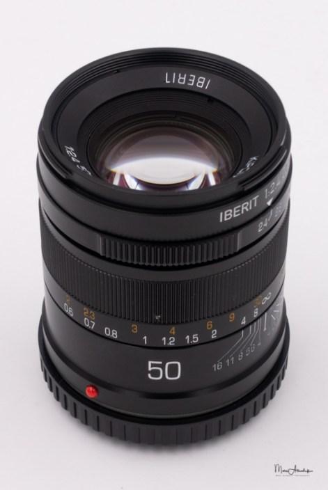Kipon Iberit 50mm F2.4-2