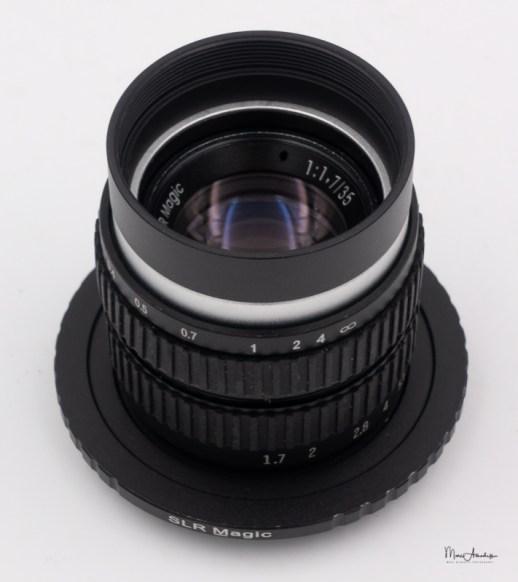 SLR Magic 35mm F1.7-2