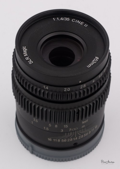 SLR Magic 35mm T1.4-2
