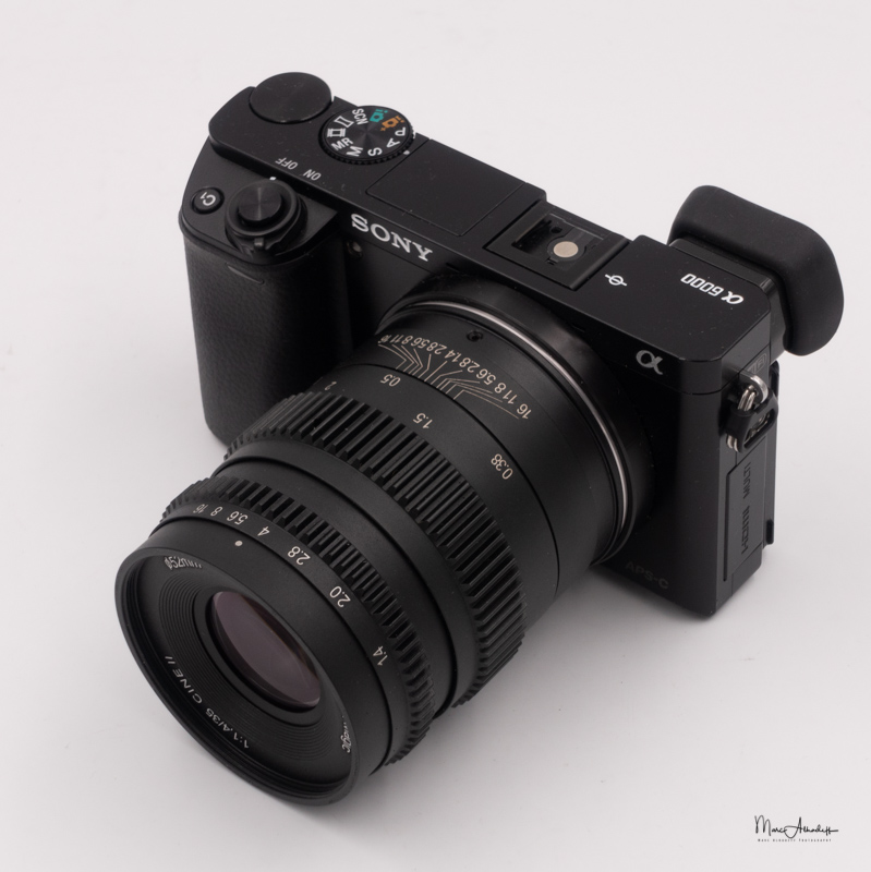 SLR Magic 35mm T1.4-6