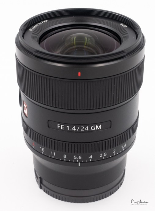 Sony 24mm F1.4 GM-4