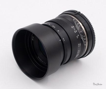 Zonlai 50mm F1.4-5