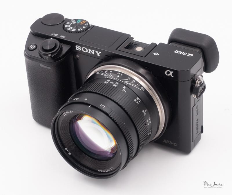Zonlai 50mm F1.4-8