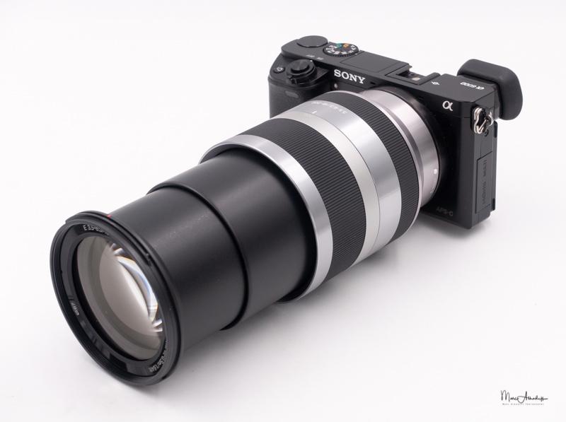Sony E 18-200 F3.5-6.3 OSS-13