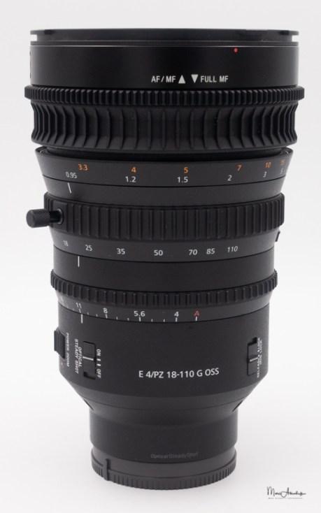 Sony E PZ 18-110 F4 G OSS-12
