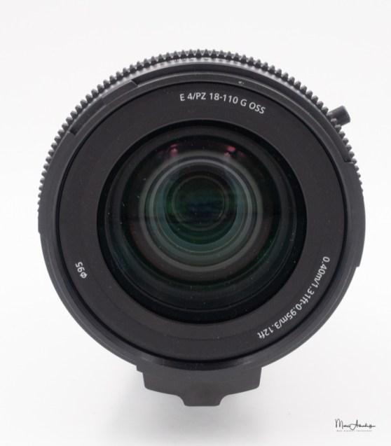 Sony E PZ 18-110 F4 G OSS-7