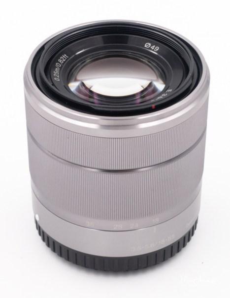 Sony E 18-55mm F3.5-F5.6-06