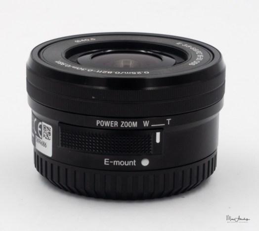 Sony E PZ 16-50 OSS-6
