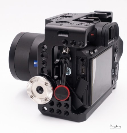 SmallRig Arri rosette on cage-002