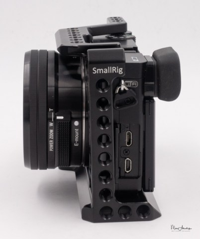 SmallRig Cage for Sony A6500 and A6300 1889-003