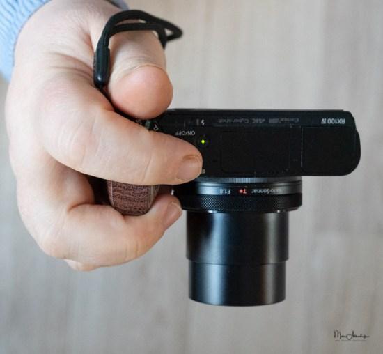 SmallRig L-shape wooden grip for Sony RX100 III IV V VA 2248-023