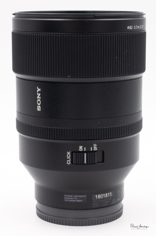 Sony 135mm F1.8 GM-005