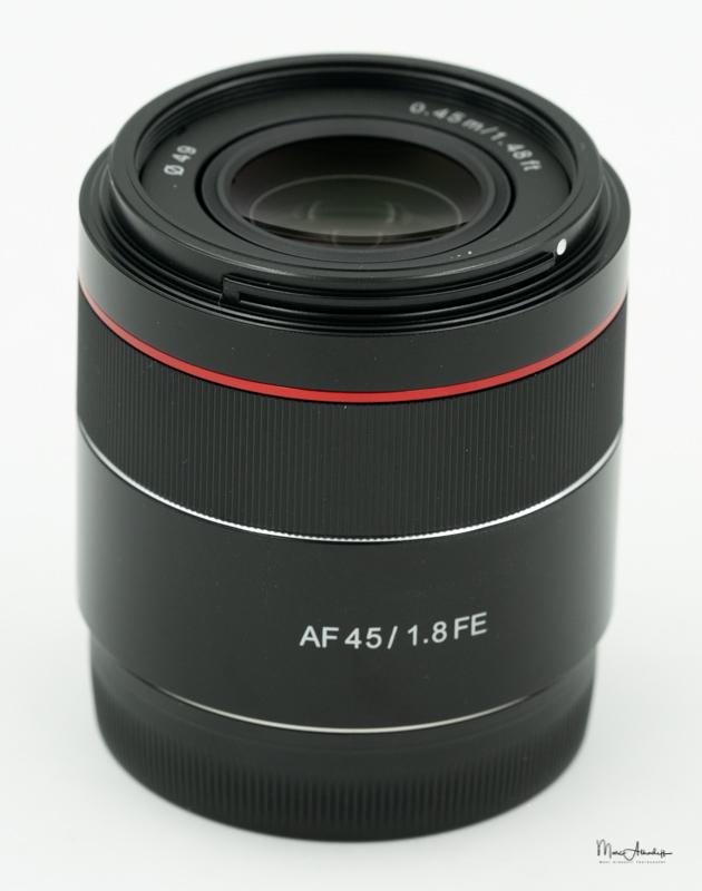 Samyang 45mm F1.8 AF-1