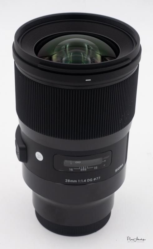 Sigma 28mm F1.4 DG HSM Art-2