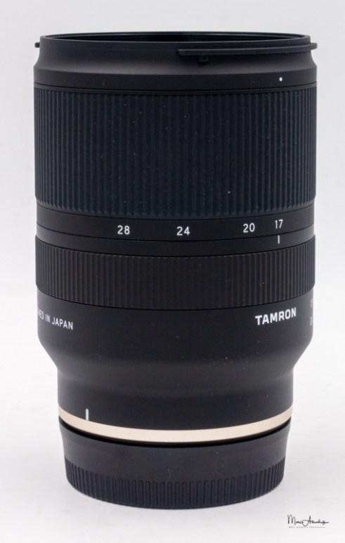 Tamrron 17-28mm F2.8 Di III RXD-3