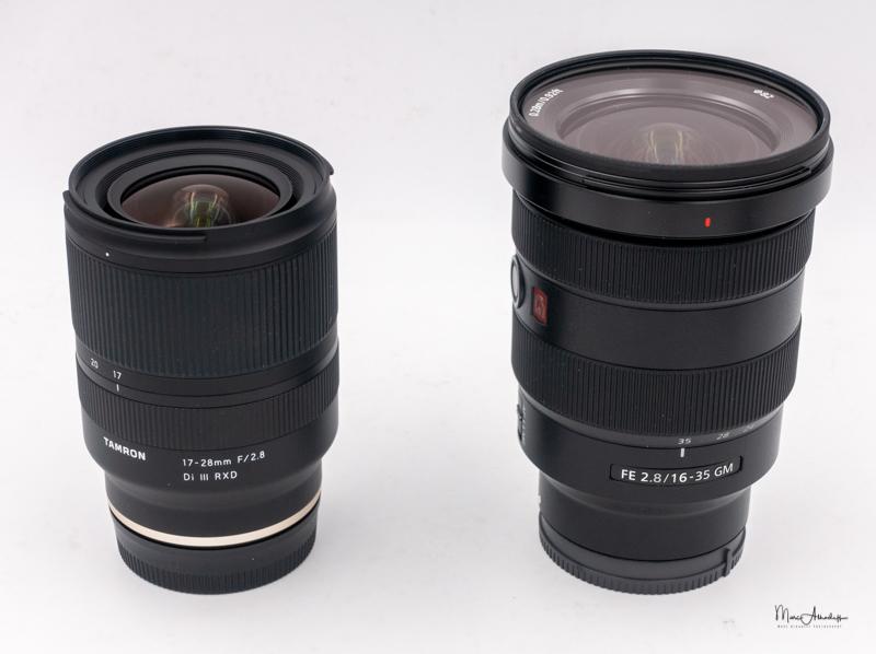 Tamrron 17-28mm F2.8 Di III RXD-7