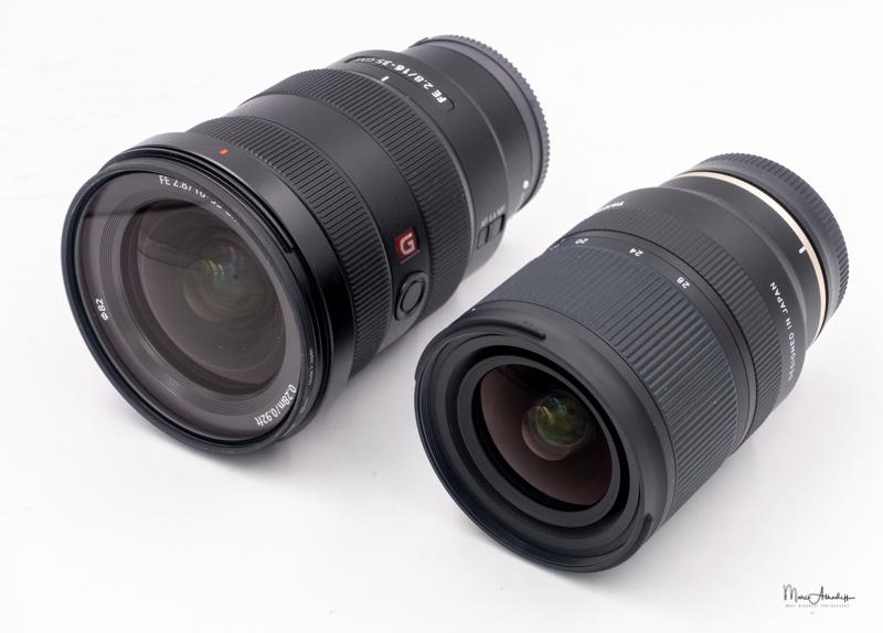 Tamrron 17-28mm F2.8 Di III RXD-8