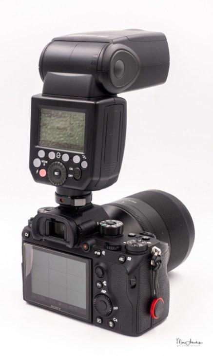 Hähnel - Modus RT600-02