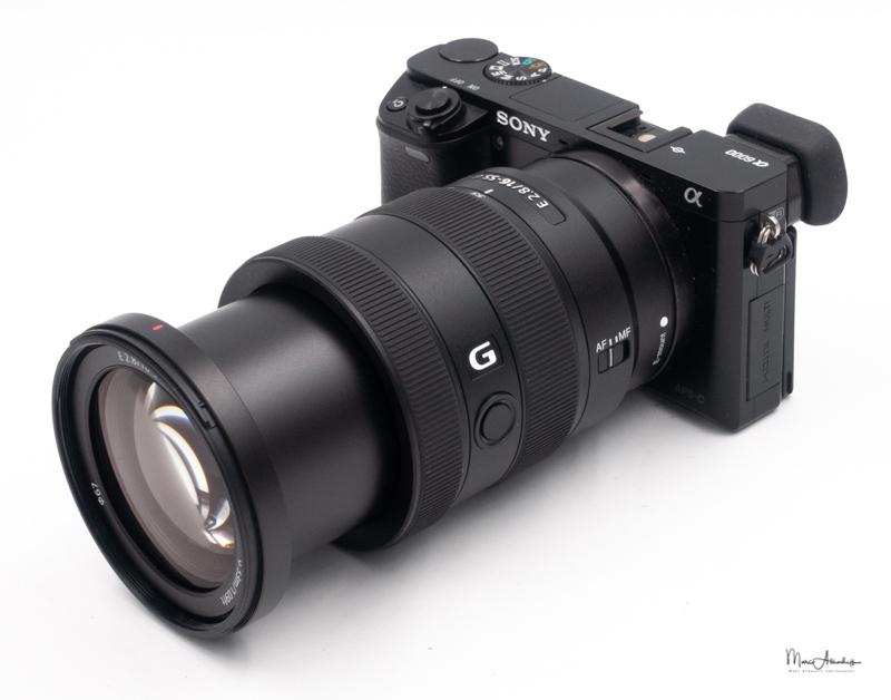 Sony E 16-55mm F2.8 G-21