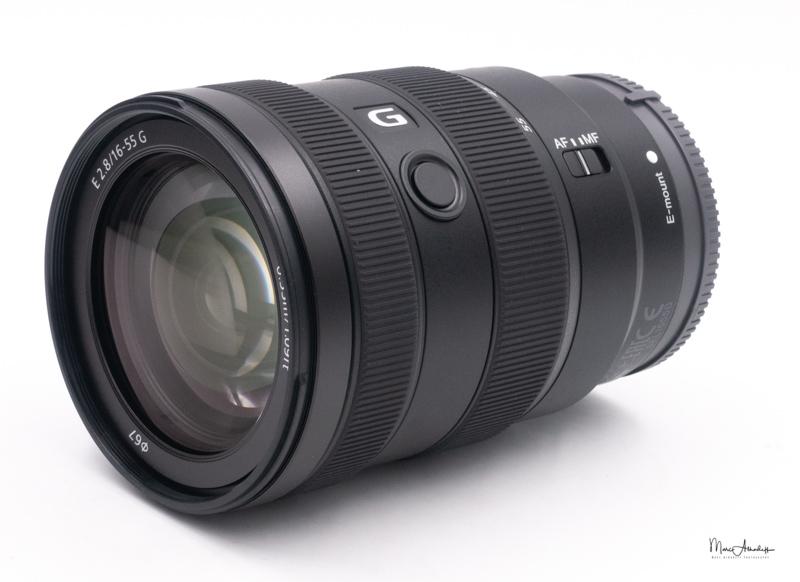 Sony E 16-55mm F2.8 G-4