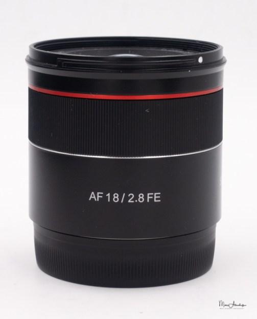 Samyang 18mm F2.8 AF-2