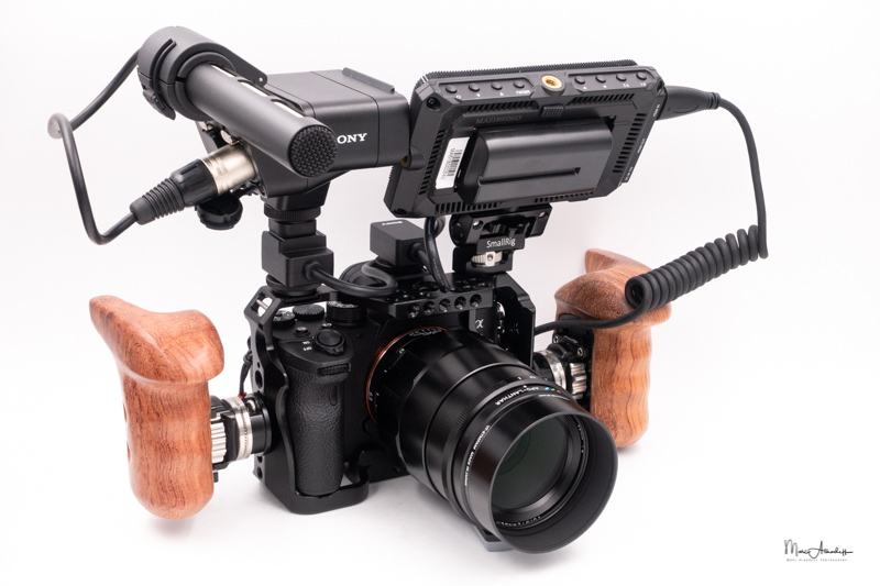 SmallRig Cage for Sony A7R IV CCS2416-28