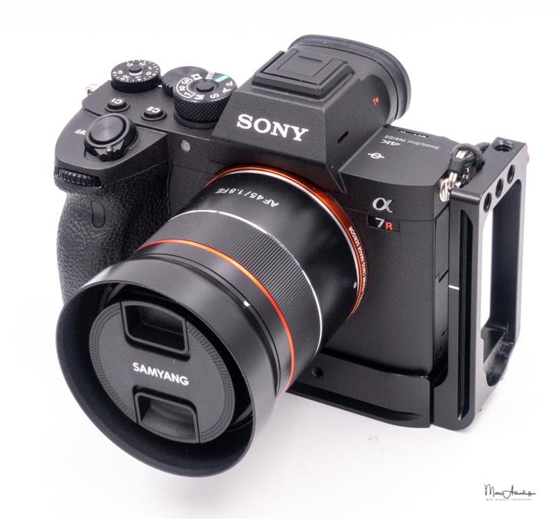 SmallRig L-Bracket for Sony A7R IV LCS2417-07