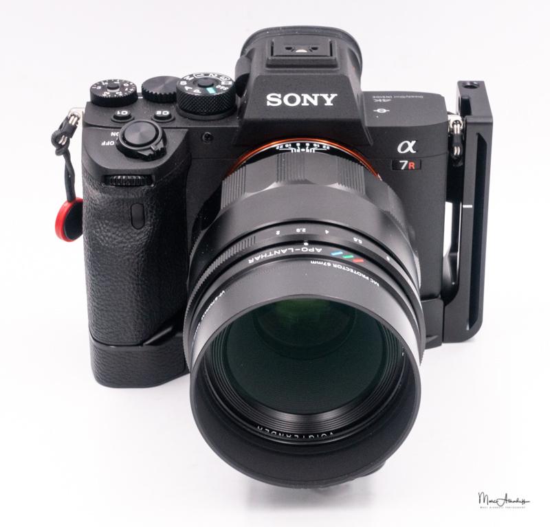 SmallRig L-Bracket for Sony A7R IV LCS2417-17b