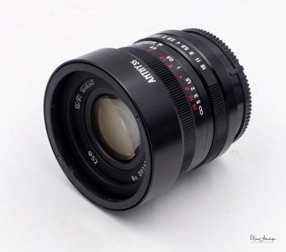 Yasuhara Anthy 35mm F1.8-5