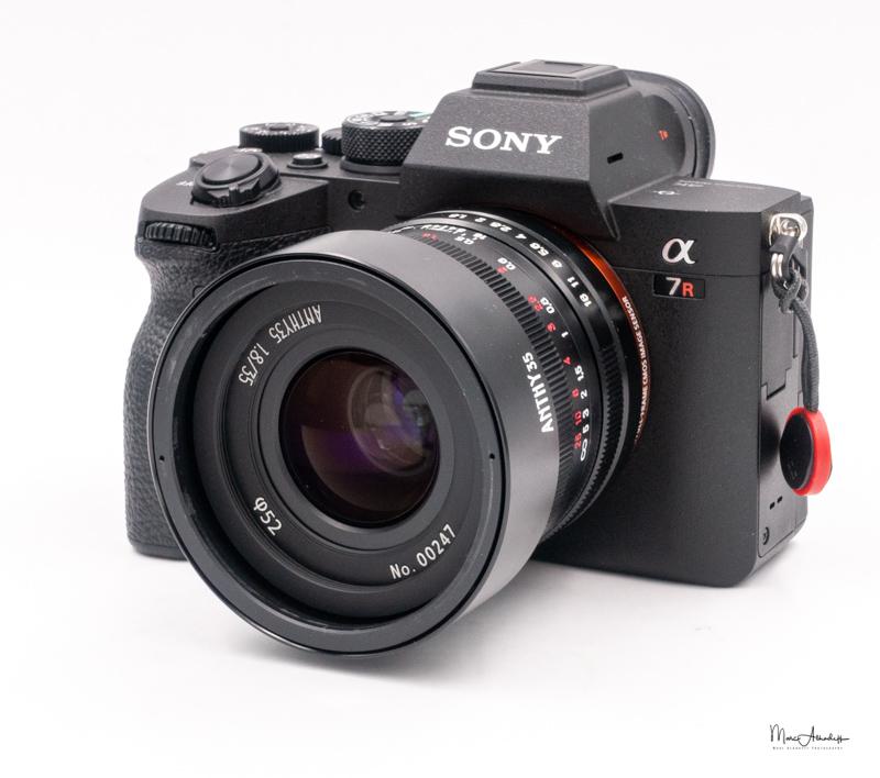 Yasuhara Anthy 35mm F1.8-6
