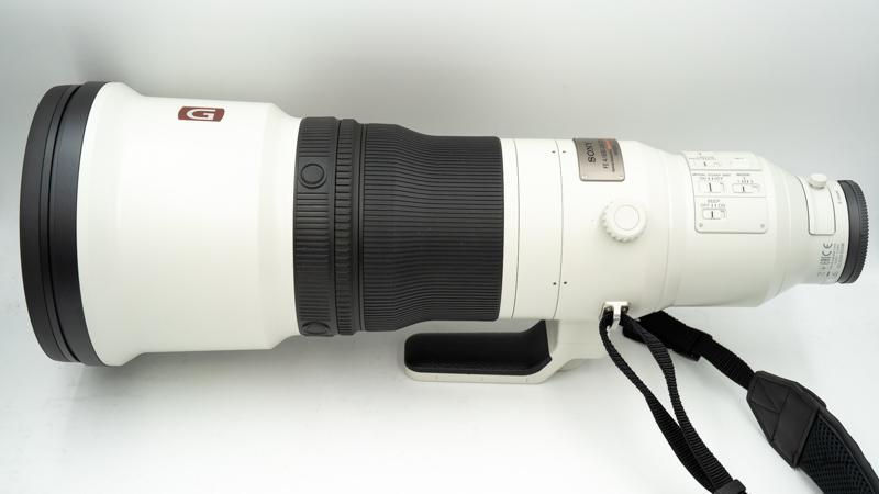 Sony FE 600 F4 GM OSS-12