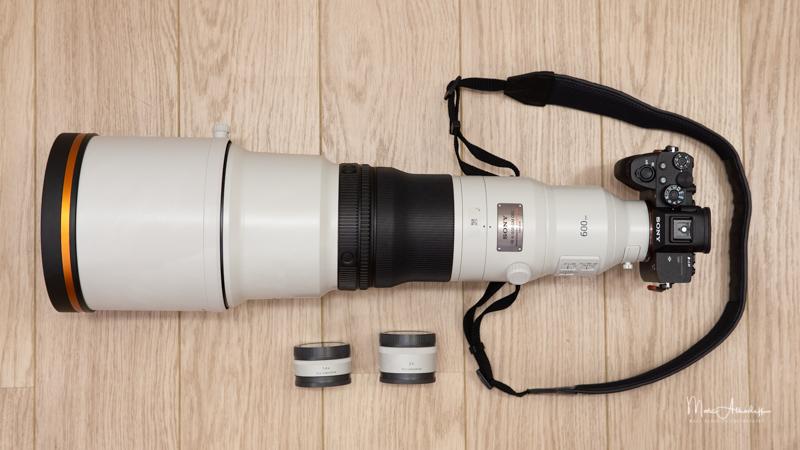 Sony FE 600 F4 GM OSS-24
