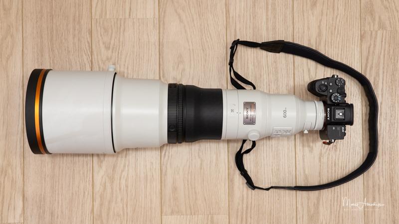 Sony FE 600 F4 GM OSS-25