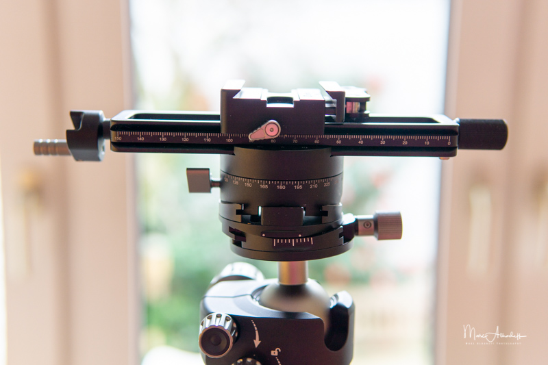Leofoto MP150 Macro rail-7