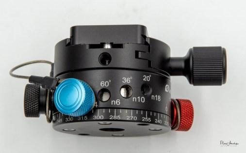 Leofoto DH-60 & DM60 rotating index-007