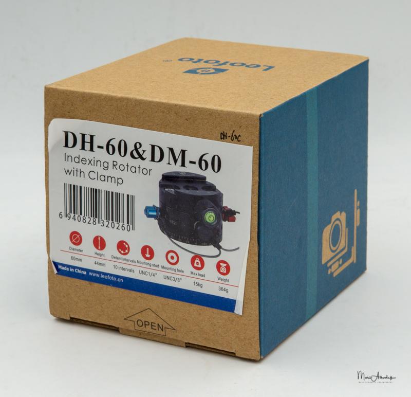 Leofoto DH-60 & DM60 rotating index-008